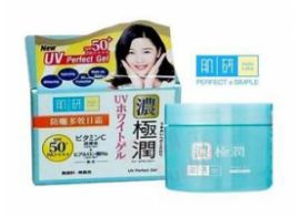 Hada Labo UV Perfect Gel SPF50+PA++++ 12г