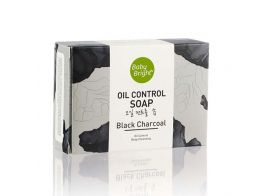 Baby Bright Black Charcoal Oil Control Soap 55г