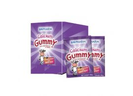 Biopharm Calcium Gummy Jelly Supplement for Children 24г