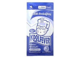 Кool Fever Adult 2шт