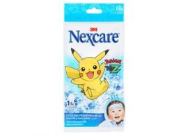 Nexcare Pokemon Cooling Fever 1шт