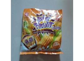 MitMai Big Fruit Creamy Corn Flavoured Candy 150г