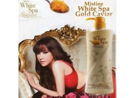 Mistine Gold Caviar UV White Body Lotion 400мл