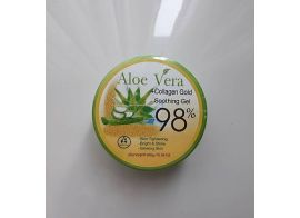 Aloe Vera 98% + Collagen Gold Soothing Gel 300г
