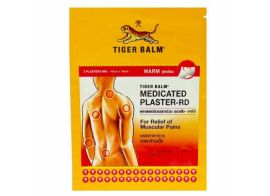 Tiger Balm Plaster Hot 2шт