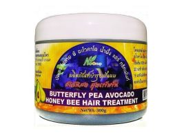 Butterfly Pea Avocado Honey Bee Hair Treatment 300мл