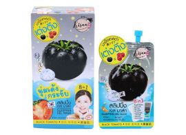 Kisaa Black Tomato Sleeping Gel Mask 10мл
