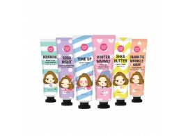 Cathy Doll Winter Warmly Massage Hand Cream 30г