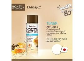 Daiso Honey & Willow Bark Toner 100мл