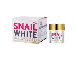 Namu Life Snail White Gold Cream 50мл