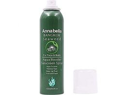 Annabella Bangkok Seaweed Booster Sunscreen Spray SPF50+PA+++ 150мл