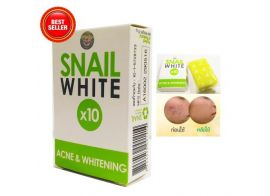Snail White Acne & Whitening Soap 70г