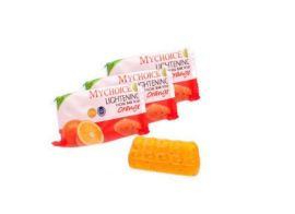 Mychoice Orange Facial Bar Soap 45г