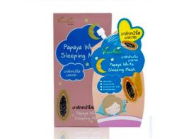 V-nature Papaya White Sleeping Mask 10мл