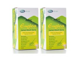 Mega Eugica Herbalbal Mouth Spray 10мл