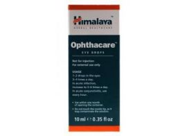 Himalaya Ophthacare Eye Drops 10 мл