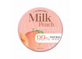 Fonn Fonn Milk Peach Body Scrub 50г