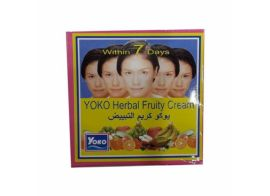Yoko Herbal Fruity Cream 4г