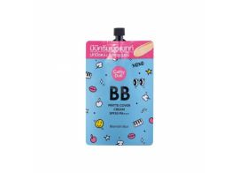 Cathy Doll Matte Cover Blemish Blur BB Cream SPF50 PA+++ 6мл