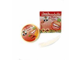 Jinda Herbal Toothpaste Strawberry 25г