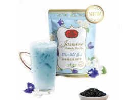 Cha TraMue Brand Jasmine Butterfly Pea Tea 50г (развесной)