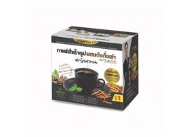 Instant Black Coffee Mix with Cordyceps and Stevia extract 10 пак
