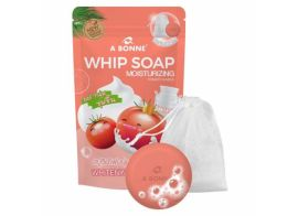 A Bonne Whip Soap Moisturizing Tomato & Milk 100г