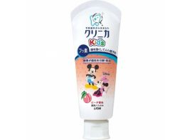 Lion Clinica Kid's Toothpaste Peach 60г