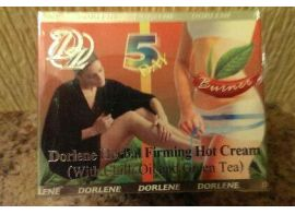 Dorlene Herbal Firming Hot Cream 100г
