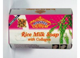 Asantee Rice Collagen Soap 100г