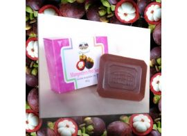 Abhai Herbal Mangostin Peel Soap 100г