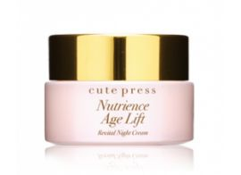 CutePress Nutrience Age Lift Revital Night  Cream 30г