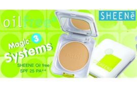 SHEENe Oil Free Cake Powder SPF 25 PA++