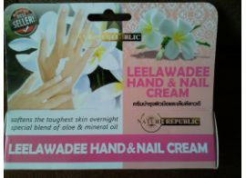 Leelawadee hand&nail cream 80 ml