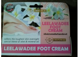 Leelawadee foot cream 80 ml