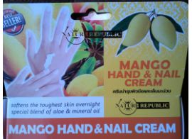 Mango hand&nail cream 80 ml