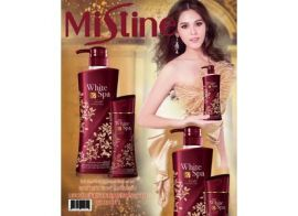 Mistine White Spa Gold UV White Lotion 200 ml