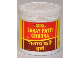 Sanay Patti Churna  100г