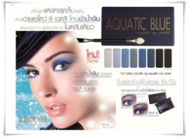 Mistine Aquatic Blue