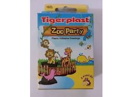 Tigerplast Zoo Party  8шт