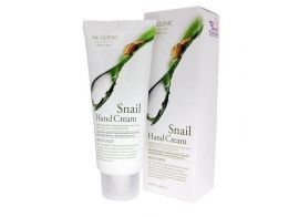 3W CLINIC Snail Hand Cream 100мл