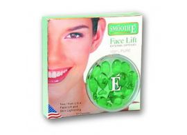 Smooth E Face Lift External Capsules 12 capsules