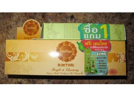 AIMTHAI Organic Herbal Toothpaste Set