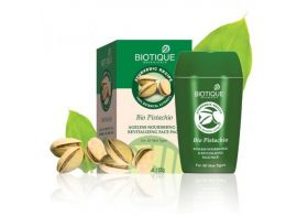 Biotique Bio Pistachio Ageless Nourishing & Revitalizing Face Pack55g