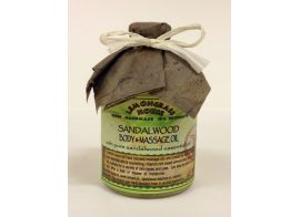 Lemongrass House  Sandalwood body  Massage Oil 120 мл