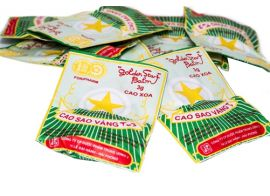 Golden Star Balm 3г  10шт