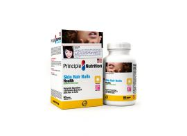 Principle Nutrition Dietary Supplement Skin Hair Nails Care 30кап