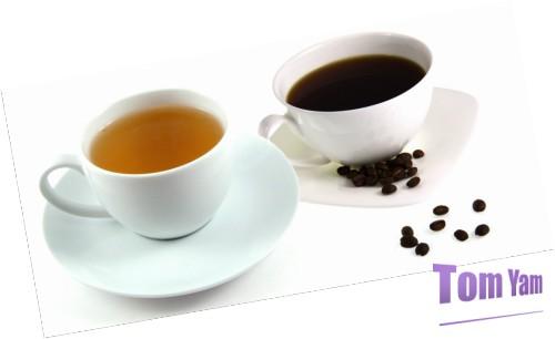 Чай и кофе из Таиланда